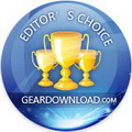 Award on geardownload.com