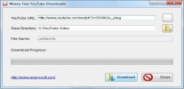 Weeny Free YouTube Downloader