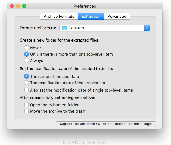 Free UnRar for Mac 3 11 1 Free Download