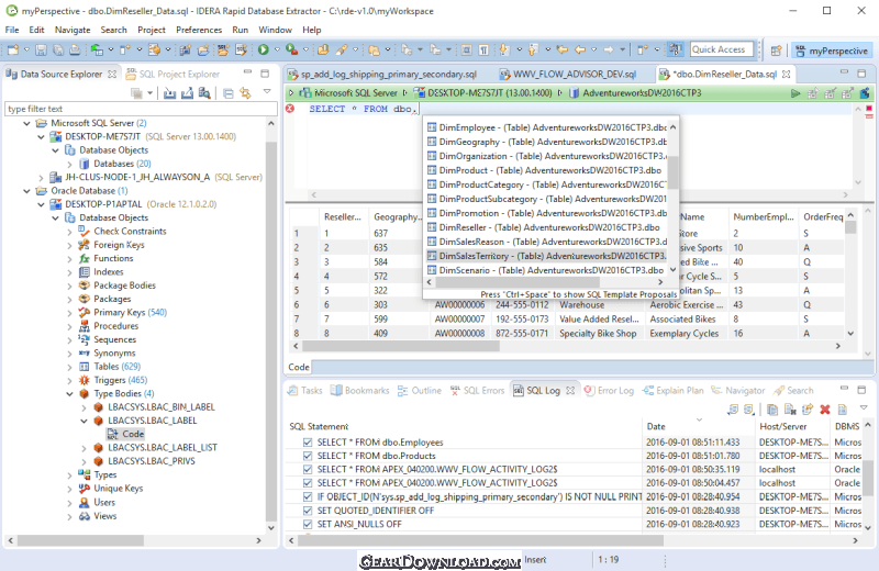 Rapid Database Extractor 1 0 0 30504 Free Download