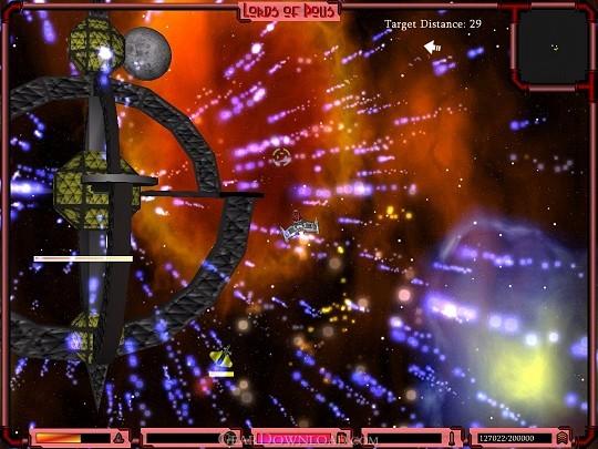 لعبة الفضاء الرائعة Dark Archon