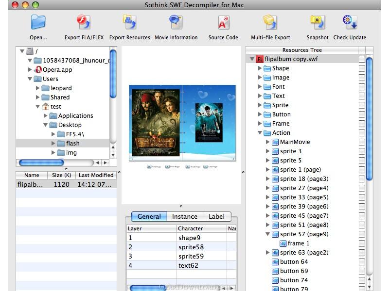Sothink Swf Decompiler 7.4 Free Download For Mac