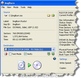 ImgBurn Download - SetupImgBurn_2 5 2 0 exe