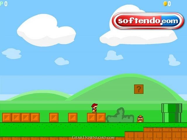Old Super Mario