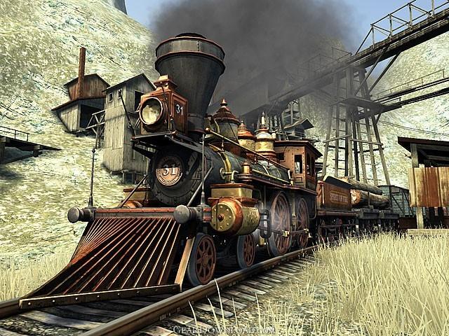 Скачать Western Railway 3D Screensaver 2.0.0.3 на высокой скорости и