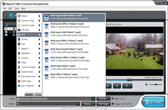 MKV video converter. iSkysoft MKV Converter Software - Convert mkv to …