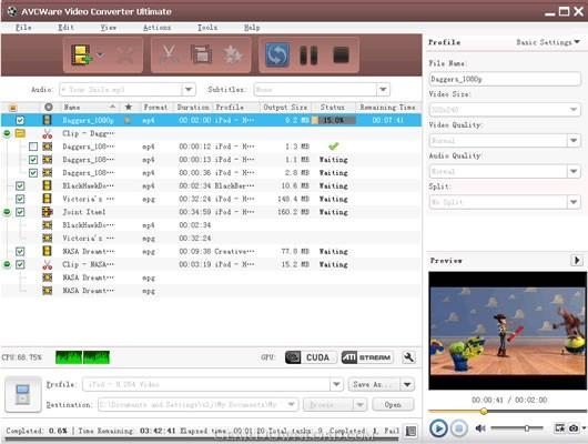 alawarfr captain nemo avcware video converter ultimate historysweeper3