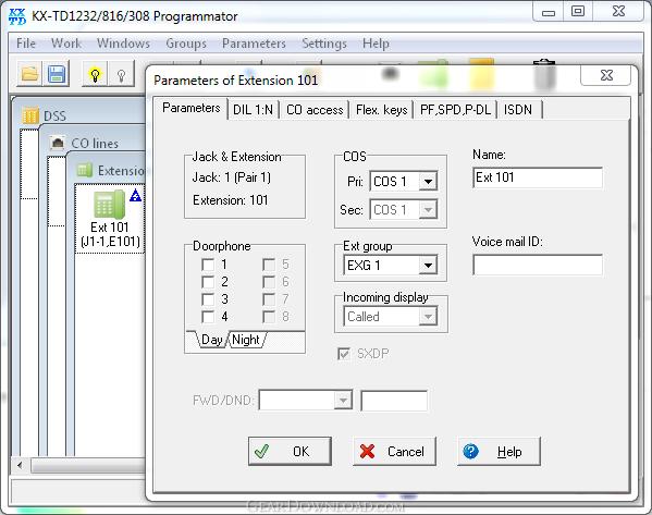 Только предоплата. грн. 705. Программатор АТС Panasonic KX-TD1232/816 (Оле
