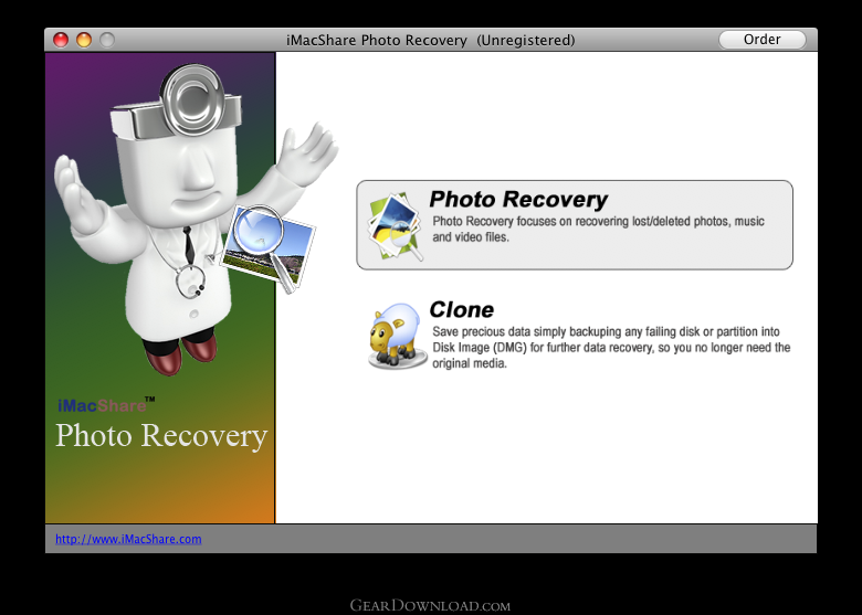 how to start the recovery system on mac