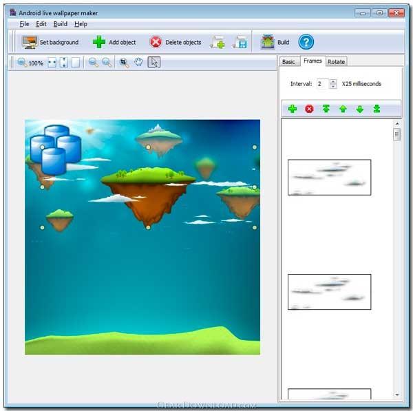 Android live wallpaper maker Download - appmk-alwm.exe