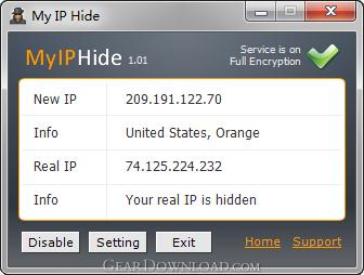 free hide ip serial crack