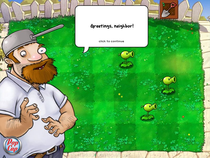 Plants vs Zombies Screenshot 2