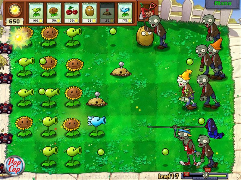 Plants vs Zombies Screenshot 3