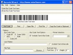Barcode Wizard Screenshot