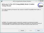 IE9 Compatibility Mode Enabler