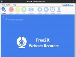 Free2X Webcam Recorder