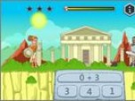 Zeus vs Monsters Math Game