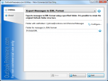 Export Messages to EML Files for Outlook