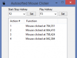 Auto Mouse Clicker by Autosofted Screenshot