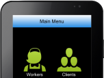 Cleaning Business Software for Mobile