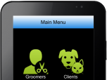 Pet Grooming Software for Mobile