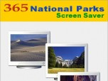 365 National Parks Screen Saver Screenshot