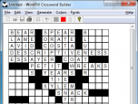 WordFit! Crossword Builder
