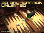 3D Backgammon Unlimited Screenshot