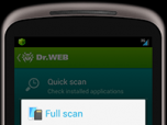 Dr.Web for Android Screenshot
