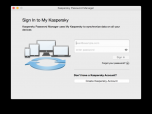 Kaspersky Password Manager for Mac