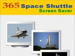 365 Space Shuttle Screen Saver Screenshot