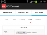 PDFConvert for Android