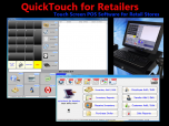 QuickTouch for Retailers POS Software Screenshot