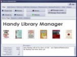 Handy Library Manager Screenshot