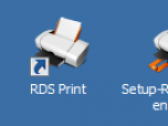 RDS Print Screenshot