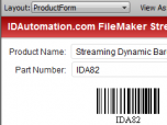 FileMaker Pro Streaming Barcode SaaS