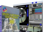 Spherical Panorama 360 Video Publisher Software