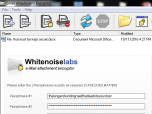 Whitenoise Strong Encryptor