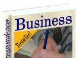 Business Correspondence - How To Write A Business