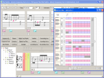 The Palette - Melody Composing Tool Screenshot