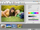 PhotoPad Free Mac Image and Photo Editor Screenshot