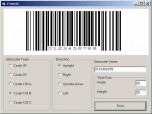Softek Barcode Maker for WIndows Screenshot