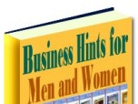Business Hints For Men And Women