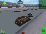 Demolition Derby & Figure 8 Race Screenshot