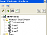 SmartVBA Screenshot