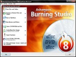 Ashampoo Burning Studio 12 Screenshot