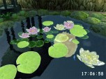3D Lovely Pond ScreenSaver Screenshot