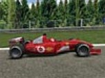 F1 Racing 3D Screensaver