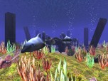 3D Wild Dolphin Screensaver Screenshot