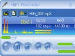 HiFi Recorder Screenshot